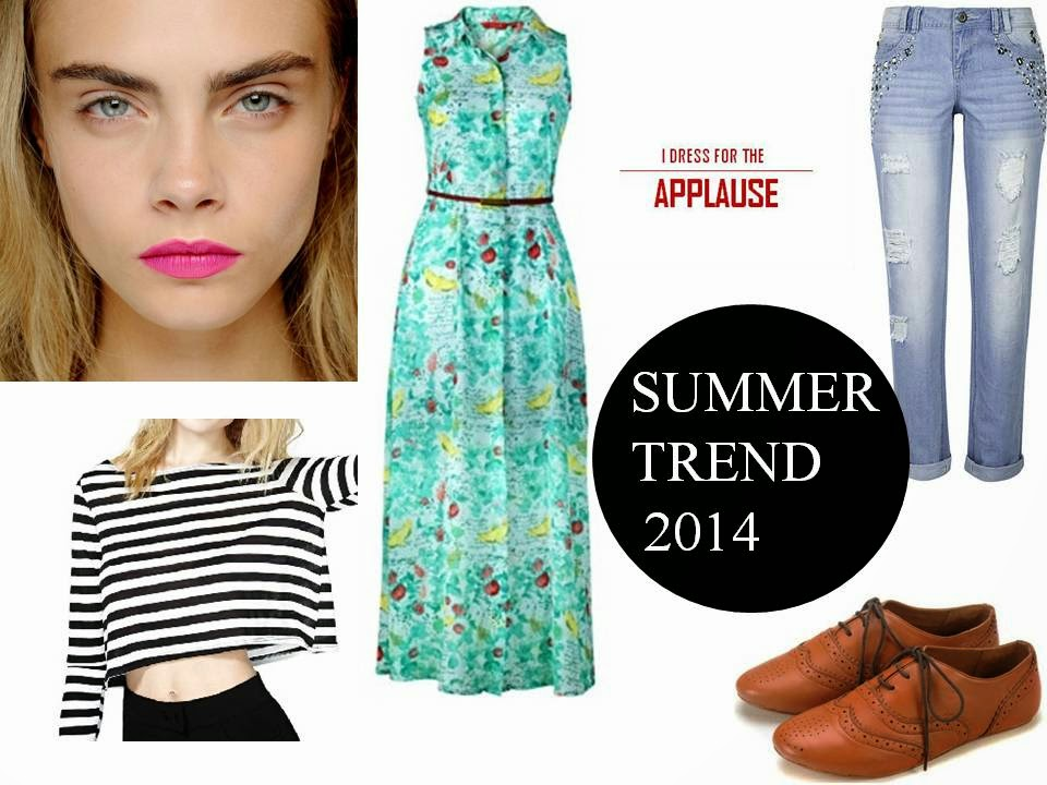 ROCK THE SUMMER TREND 20141