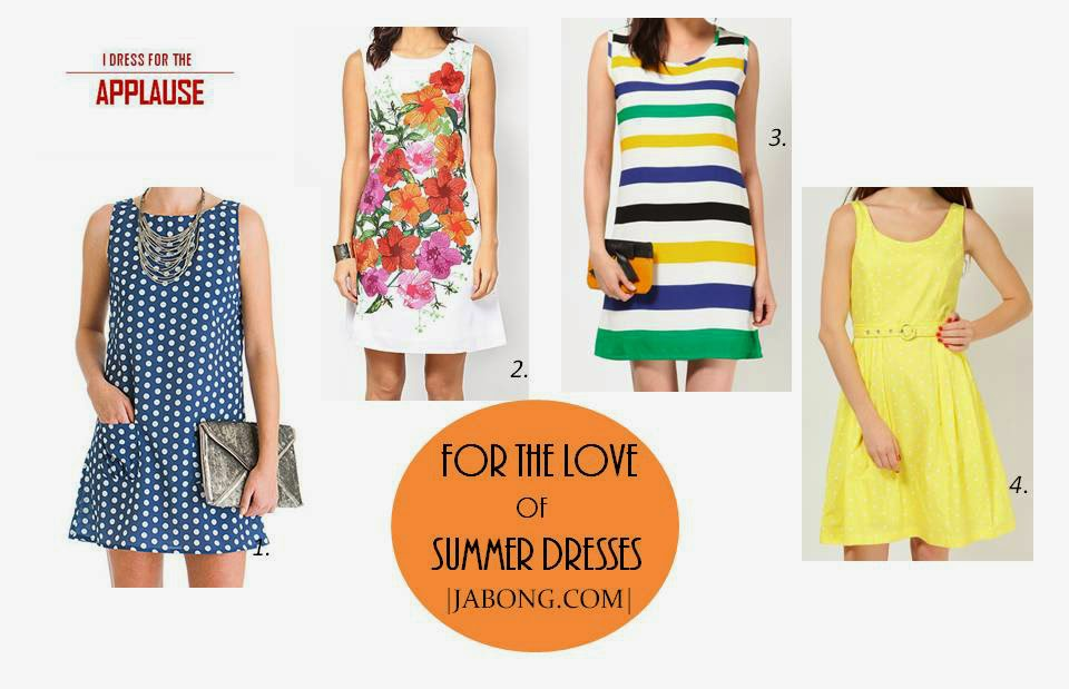 FOR THE LOVE OF SUMMER DRESSES1