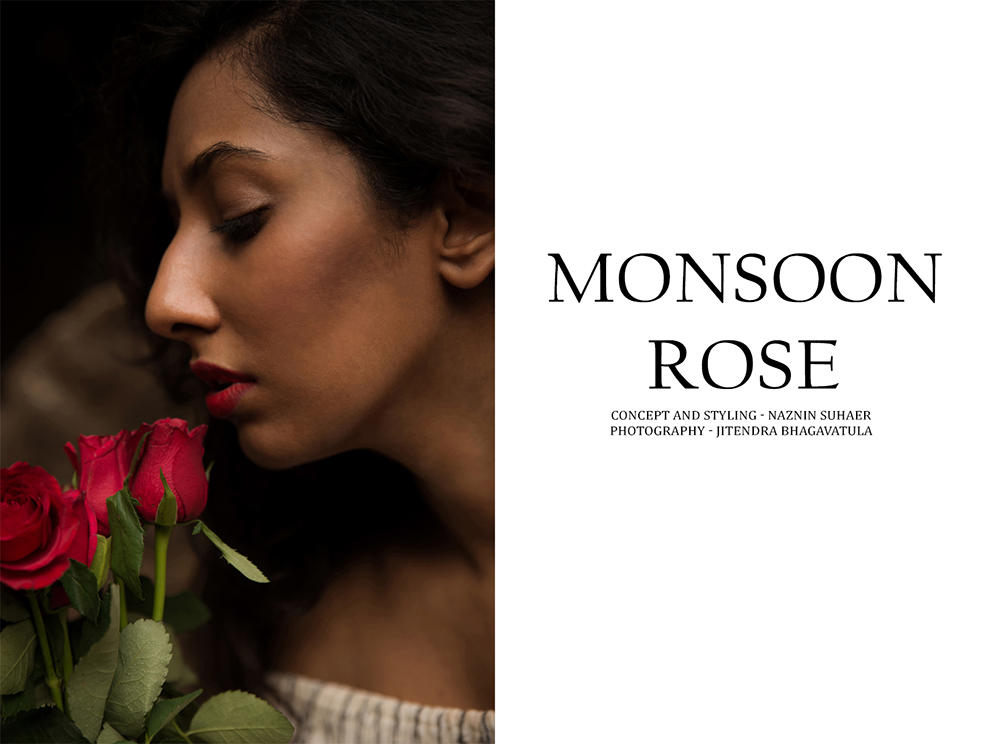 phcollage5ed2re1 Rose ; Rose Mist ; Editorial ; Beauty ; Fashion ; Monsoon ; Skincare ; Rain ; Exotic ; Forest ; I Dress for the Applause