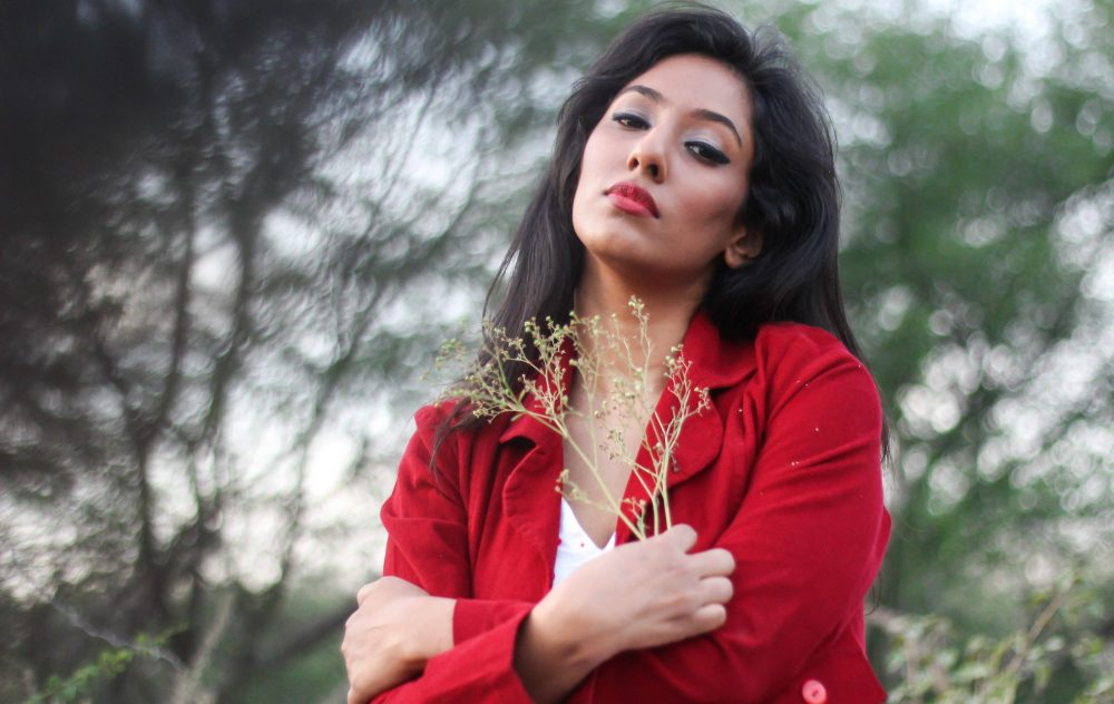 Lookbook ; Christmas post ; Christmas outfit ; Dusk ; Conceptual ; fashion photography ; Sunset ; Red Jacket ; Red Dress ; White Dress ; Dark ; Naznin ; hyderabad fashion bloggers ; hyderabad bloggers ; hyderabad fashion blogger ; I Dress for the Applause ;