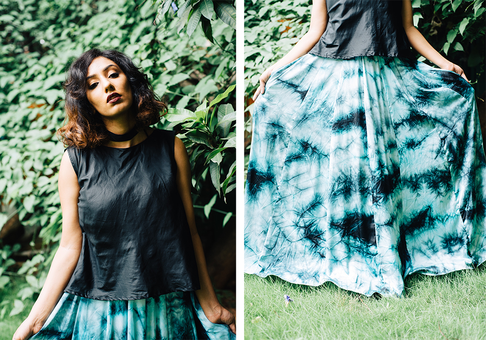 Kushrav ; Lookbook ; Tie Dye ; Prints ; Tie Dye ; Dress ; white Maxi ; Outfit ; Summer Fashion ; fashion photography ; Wine Lips ; editorial ; strong ; Dark ; summer outfit ; spring ; summer 17 ; Hyderabad ; Editorial ; Naznin ; Naznin Suhaer ; dusky; model ; indian blogger ; hyderabad fashion bloggers ; hyderabad bloggers ; hyderabad fashion blogger ; I Dress for the Applause ;