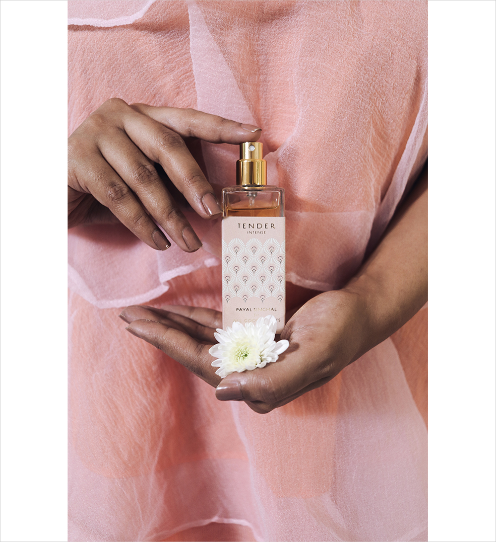 All Good Scents ; Perfume ; Tender Instense ; Payal Singhal ; Fragrance ; Flowers ; Perfume Editorial ; Lookbook; Pink ; Ruffles ; Sheer Dress ; Outfit ; fashion photography ; ootd ; fall look ; summer fashion ; summer outfit ; spring ; fall 18 ; Hyderabad ; Editorial ; Naznin ; Naznin Suhaer ; dusky; model ; indian blogger ; hyderabad fashion bloggers ; hyderabad bloggers ; hyderabad fashion blogger ; I Dress for the Applause ;