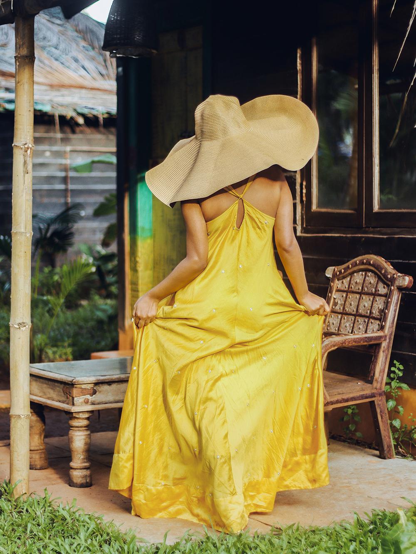Nicobar Dress , Goa Fashion , Boho